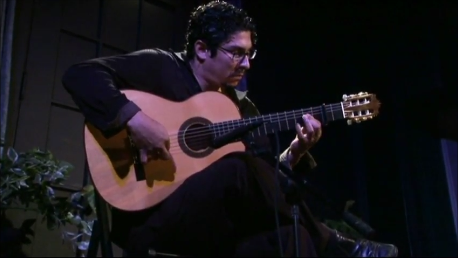 Randy Cordero Flamenco Guitarist, Houston , TX