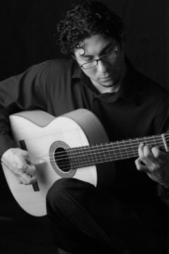 Randy Cordero Flamenco Guitarist