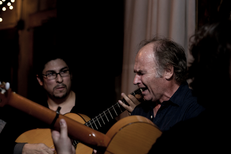 Randy Cordero & Paco Garrigues spanish flamenco