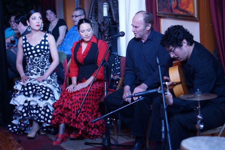 Suspiro Flamenco Randy Cordero San Antonio